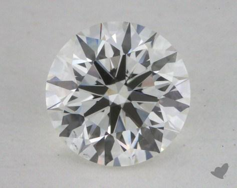 1.12 Carat H-VS2 Excellent Cut Round Diamond