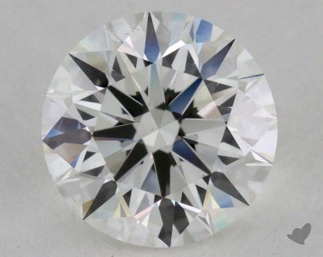 2.05 Carat H-VS1 Excellent Cut Round Diamond