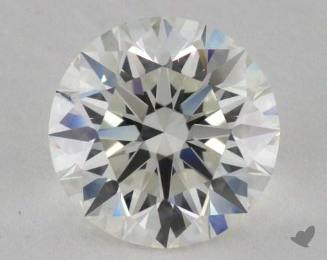 2.21 Carat I-VS2 Excellent Cut Round Diamond
