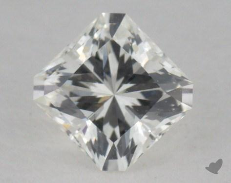 0.39 Carat I-VVS1 Radiant Cut  Diamond