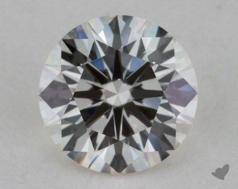 0.54 Carat I-VS2 Excellent Cut Round Diamond