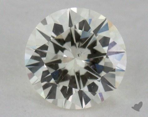 0.71 Carat K-SI1 Very Good Cut Round Diamond