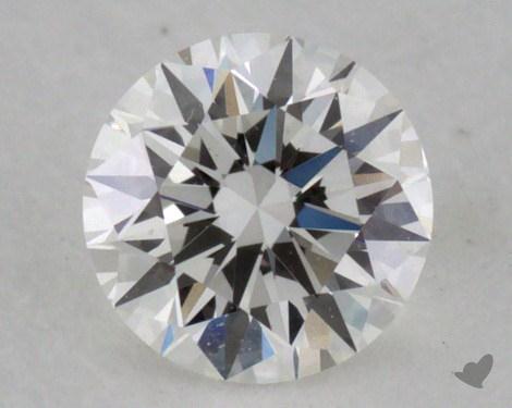 0.30 Carat F-VVS2 Very Good Cut Round Diamond
