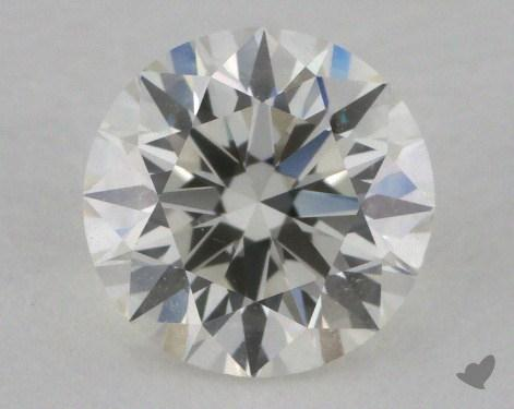 0.80 Carat I-VS2 Excellent Cut Round Diamond