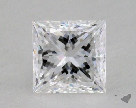 1.01 Carat E-IF Ideal Cut Princess Diamond