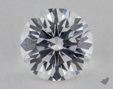 2.03 Carat E-VS2 Excellent Cut Round Diamond