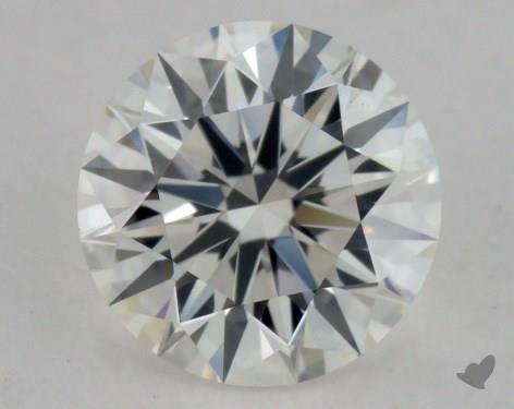 1.04 Carat I-VS1 Ideal Cut Round Diamond