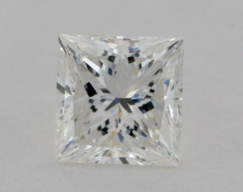 1.31 Carat G-VS1 Very Good Cut Princess Diamond