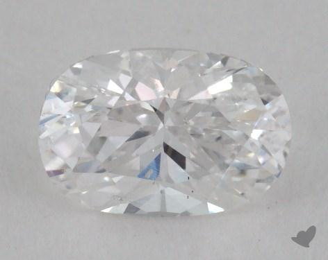 1.07 Carat D-SI1 Oval Cut Diamond