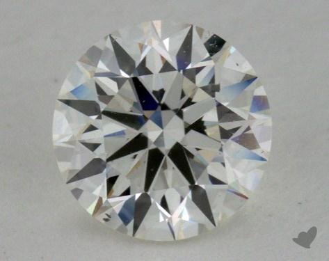 0.82 Carat J-SI1 True Hearts<sup>TM</sup> Ideal Diamond