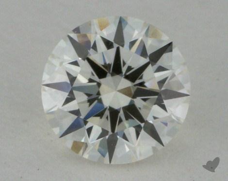 0.51 Carat J-VVS2 True Hearts<sup>TM</sup> Ideal Diamond