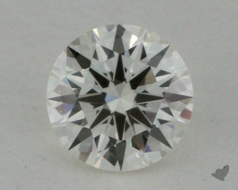 0.42 Carat J-VS1 True Hearts<sup>TM</sup> Ideal Diamond