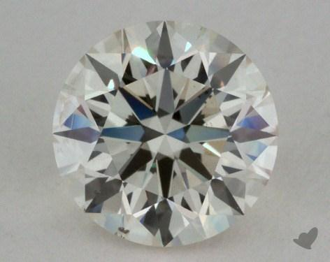 0.79 Carat K-SI2 True Hearts<sup>TM</sup> Ideal Diamond