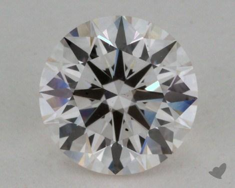 0.93 Carat K-SI1 True Hearts<sup>TM</sup> Ideal Diamond