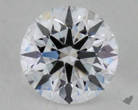 1.02 Carat D-SI2 Ideal Cut Round Diamond