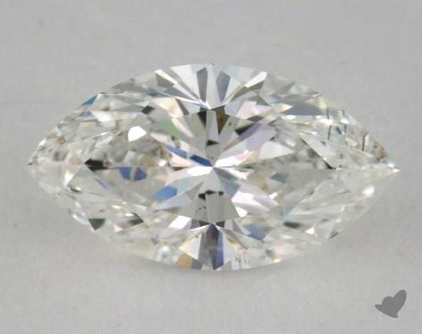 0.91 Carat G-SI2 Marquise Cut  Diamond