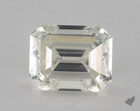 0.64 Carat K-VS2 Emerald Cut Diamond