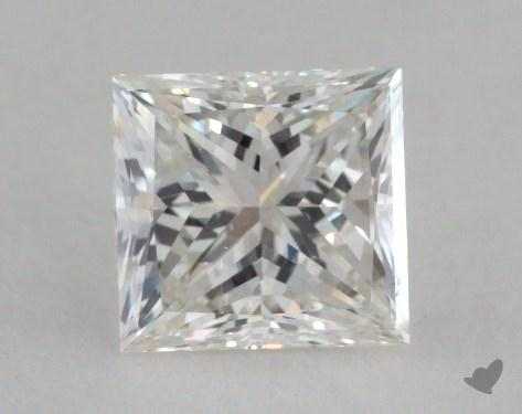 1.20 Carat G-VS1 Very Good Cut Princess Diamond