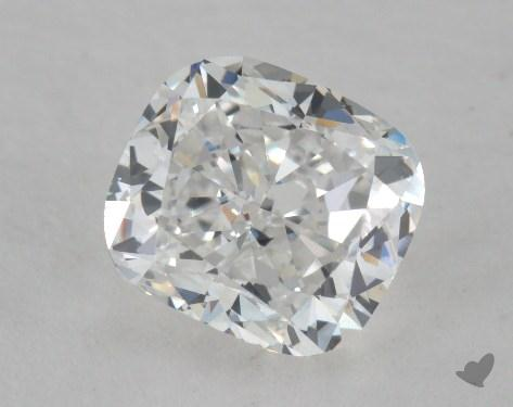 1.53 Carat E-VVS2 Cushion Cut Diamond