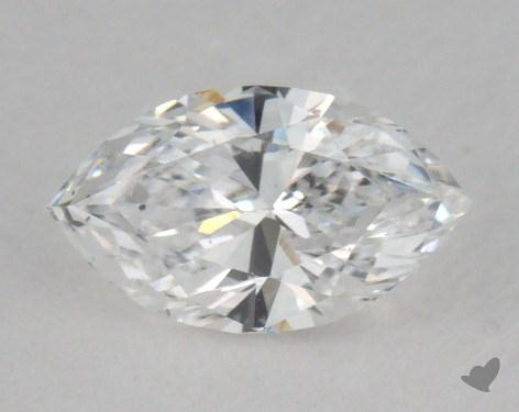 0.50 Carat D-SI1 Marquise Cut  Diamond