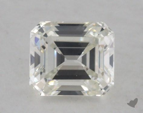 0.65 Carat J-VS1 Emerald Cut Diamond