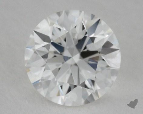 0.72 Carat F-VS1  True Hearts<sup>TM</sup> Ideal  Diamond