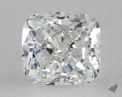 1.32 Carat E-VS2 Cushion Cut Diamond