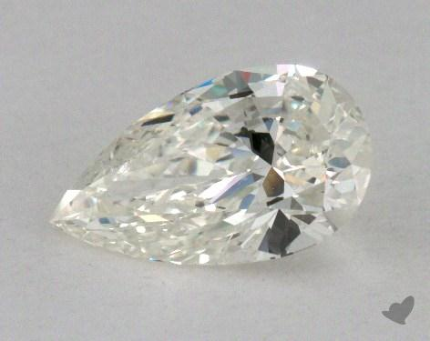 1.20 Carat K-SI2 Pear Shaped  Diamond