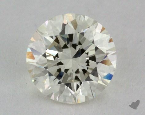 1.50 Carat K-VVS2 Very Good Cut Round Diamond