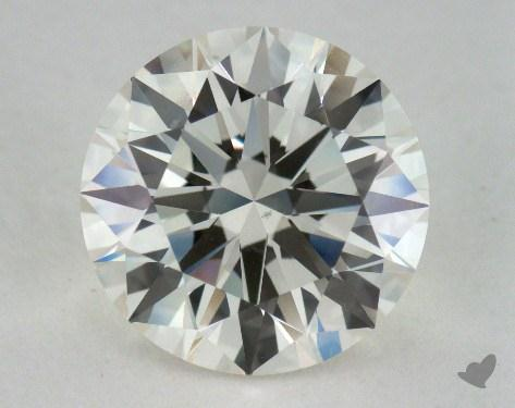 2.05 Carat J-VS2 Ideal Cut Round Diamond