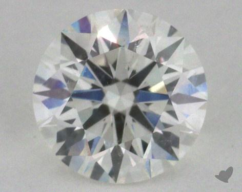 1.24 Carat H-SI2 Excellent Cut Round Diamond