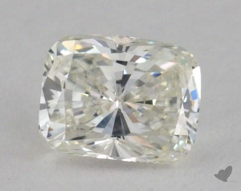 0.63 Carat J-VVS2 Cushion Cut Diamond