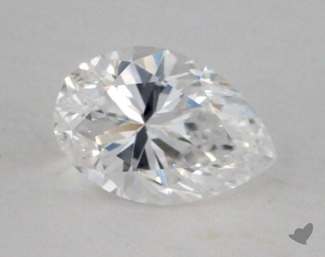 0.94 Carat D-VS2 Pear Shape Diamond