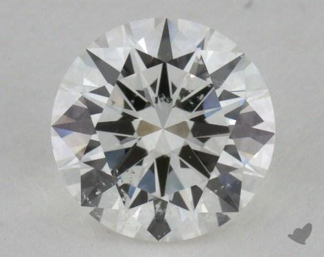 1.31 Carat G-SI2 Excellent Cut Round Diamond