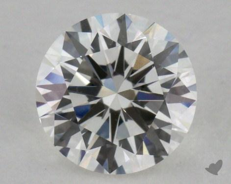 0.71 Carat G-VS1 Very Good Cut Round Diamond