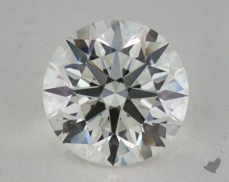 1.75 Carat H-VS2 Ideal Cut Round Diamond
