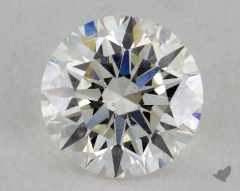 0.73 Carat H-SI1 Excellent Cut Round Diamond