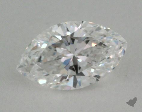 0.70 Carat E-SI2 Marquise Cut  Diamond