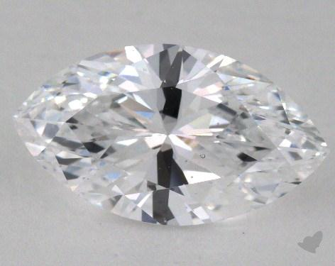 2.05 Carat D-VS2 Marquise Cut Diamond
