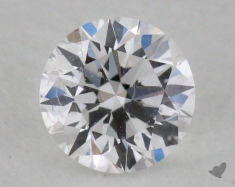 0.51 Carat D-SI1 Very Good Cut Round Diamond