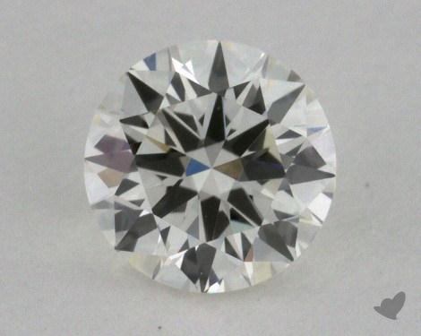0.50 Carat K-VS1 Good Cut Round Diamond