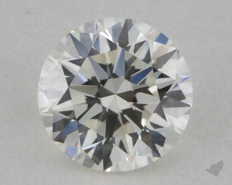 0.41 Carat I-VS1 Very Good Cut Round Diamond