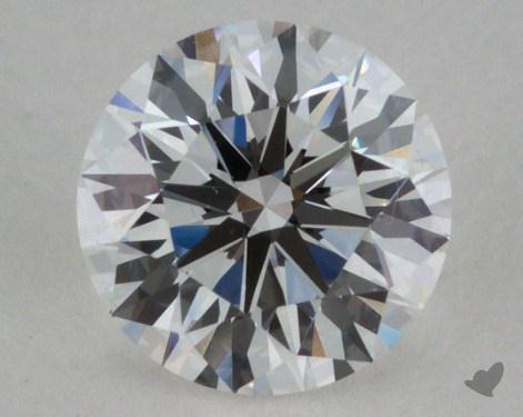 0.50 Carat F-VS1 Excellent Cut Round Diamond