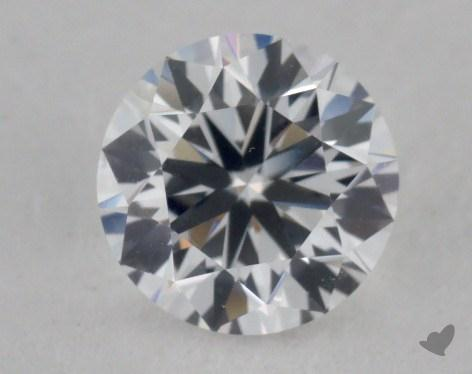 0.70 Carat E-VS1 Good Cut Round Diamond