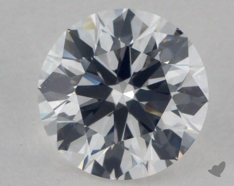 0.70 Carat E-VS1 Very Good Cut Round Diamond