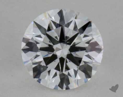 0.70 Carat E-VS2 Very Good Cut Round Diamond