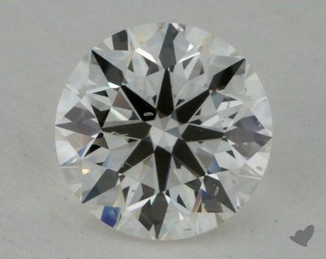 1.17 Carat H-SI1 True Hearts<sup>TM</sup> Ideal Diamond