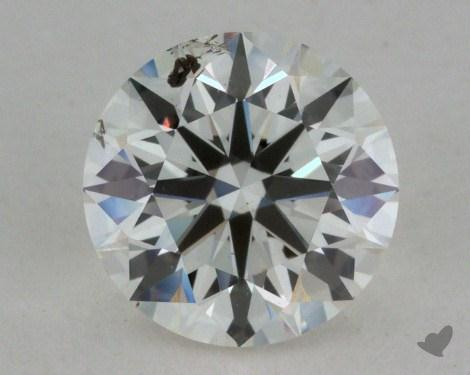 0.93 Carat H-SI2 Ideal Cut Round Diamond