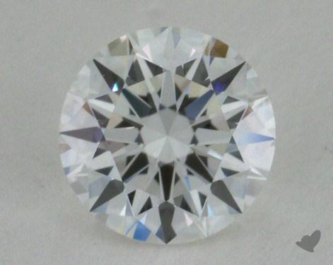 0.50 Carat F-VS2 Ideal Cut Round Diamond