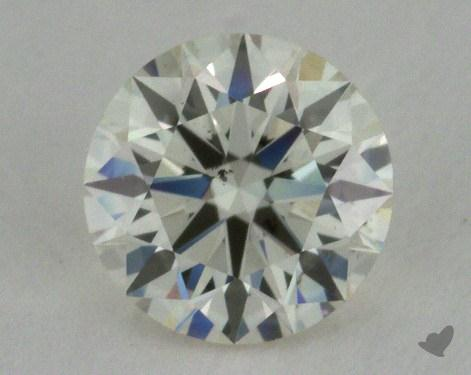 0.53 Carat K-SI1 Ideal Cut Round Diamond